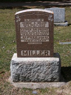 Esther <i>Saltzberry</i> Miller