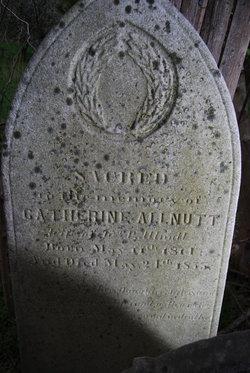 Catherine <i>Jewell</i> Allnutt
