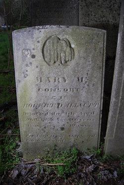 Mary Mackall <i>Dawson</i> Allnutt
