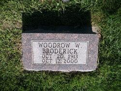 Woodrow W. Broderick