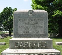 Sarah J. <i>Jerome</i> Barnard