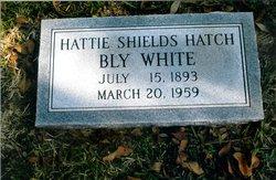 Hattie Shields <i>Hatch</i> White