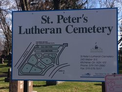 Saint Peters Lutheran Cemetery