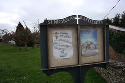 Rattlesden, St Nicholas Churchyard