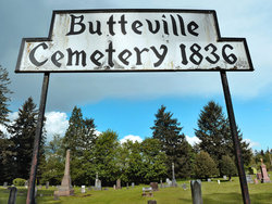 Butteville Cemetery