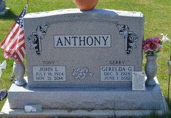 John L Anthony