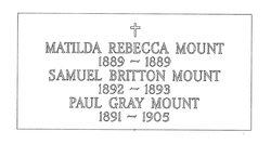 Matilda Rebecca Mount