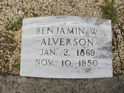 Benjamin Wiley Alverson