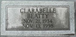 Clara Belle <i>Liggett</i> Beatty