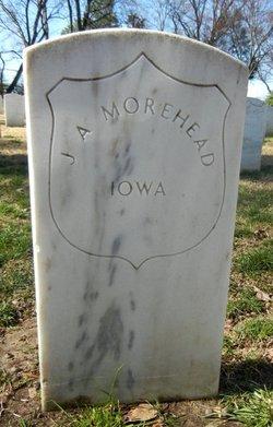 James A Morehead