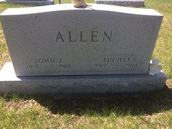 Lucille <i>Nelson</i> Allen