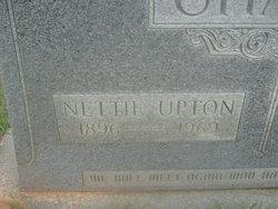 Nettie <i>Upton</i> Chance