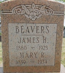 Mary Rebecca <i>Fisher</i> Beavers