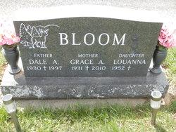 Grace A <i>Lee</i> Bloom