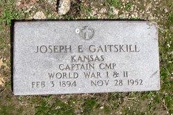 Joseph Ennis Gaitskill