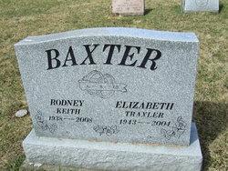 Elizabeth Ann <i>Traxler</i> Baxter