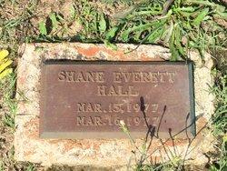 Shane Everett Hall