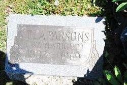 Lola Olivia Lolla <i>Wainright</i> Parsons