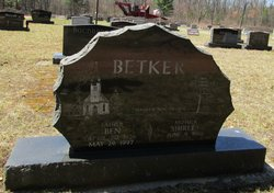 Ben Bennie Betker, Jr