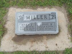Isaac Wilbert Miller