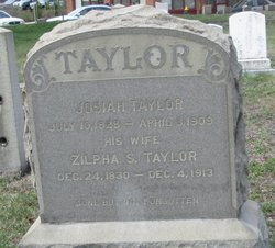 Zilpha Sheldon <i>Knight</i> Taylor