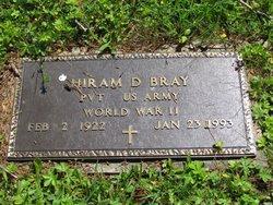 Hiram D. Bray