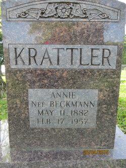 Anna Julia <i>Beckmann</i> Krattler