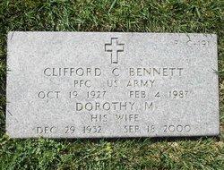 Clifford Clement Bennett