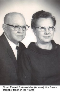 Elmer Everette Brown