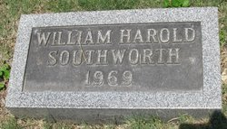 William Harold Billy Southworth