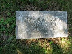 Linda Roma <i>Royce</i> Barton
