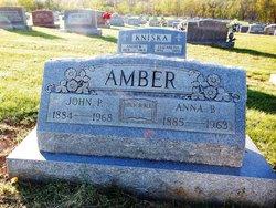 Anna Bertha <i>Dansak</i> Amber
