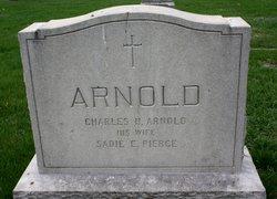 Sadie Elizabeth <i>Pierce</i> Arnold