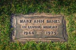 Mary Ann Banks