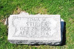 Edna Marguerite <i>Griffin</i> Studer