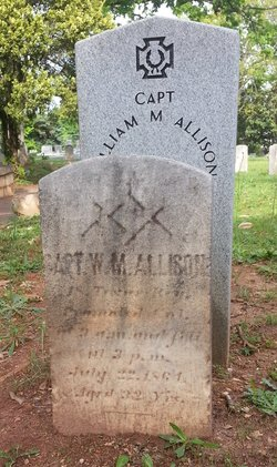 Capt William M. Allison