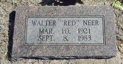 Walter Red Neer