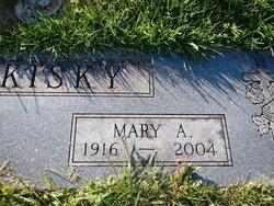 Mary A <i>Grisa</i> Rokisky