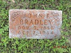 John F Bradley