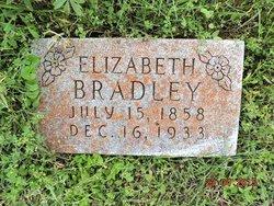 Angeline Elizabeth Betty <i>Gates</i> Bradley