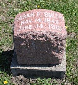 Sarah Frances <i>Hanks</i> Smith