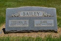 Thomas Earl Bailey
