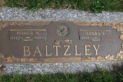 Leora E <i>Shaw</i> Baltzley