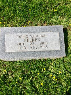 Doris Elizabeth <i>Vaughan</i> Belken