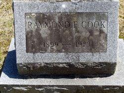 Raymond D Cook
