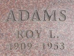 Roy L Adams