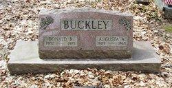 Augusta A <i>Alger</i> Buckley
