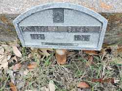 Kittie T Baker