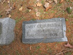 Emily E. <i>Churchill</i> Arnold