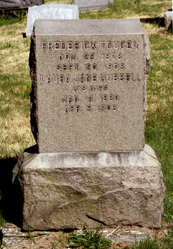 Laura Jane <i>Hubbell</i> Toucey